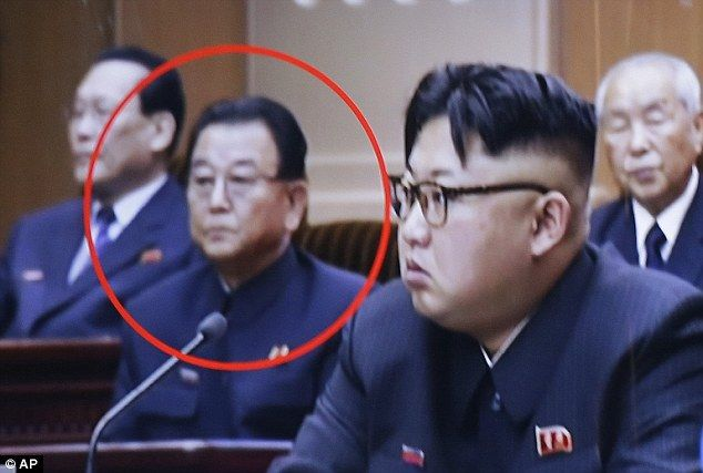 Kim Jong-un executes Education minister for not sitting properly during a meeting, view details at http://goo.gl/Hpebgj