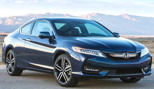 2019 Honda Accord Coupe Rumors And Specs V6 Review Interior