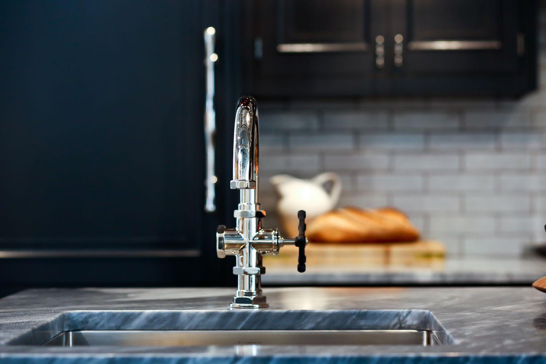 Regulator Faucet in the Georgetown Showroom | Georgetown Showroom ...