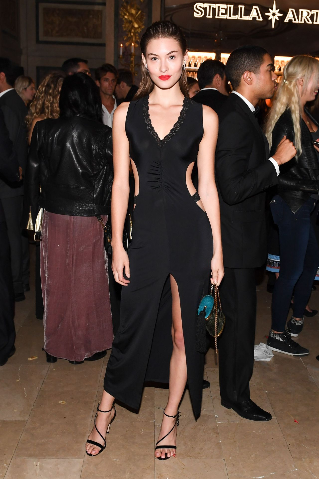 09ad8a31331f Grace Elizabeth – Harper s Bazaar ICONS Party in New York 09 08 2017 ...