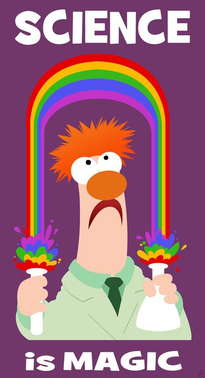 Science is magic beaker muppets dope style science - Beaker muppets quotes ...