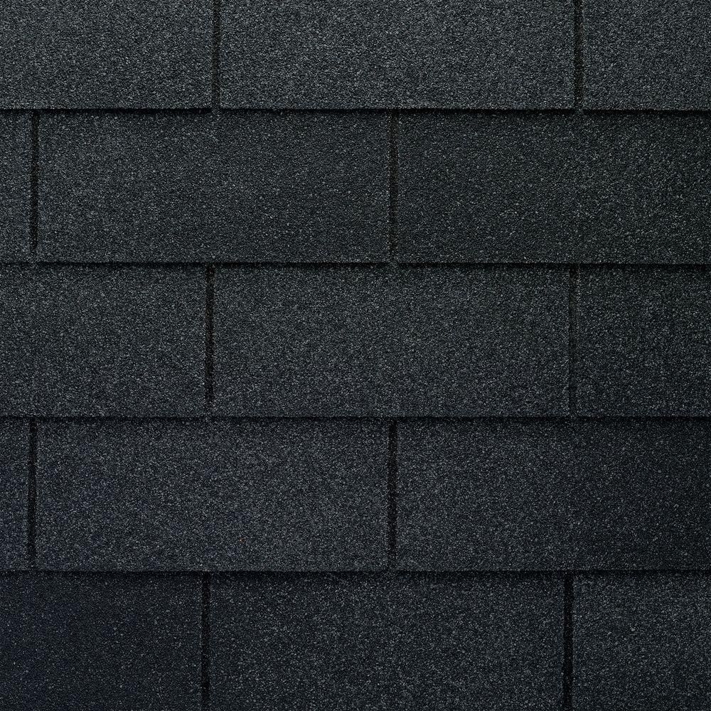 Best Gaf Marquis Weathermax Charcoal 3 Tab Shingles 33 3 Sq 640 x 480