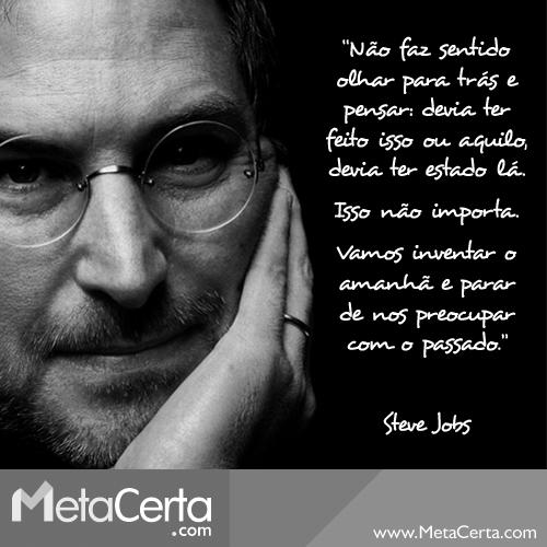 Mantenha o foco no seu futuro!