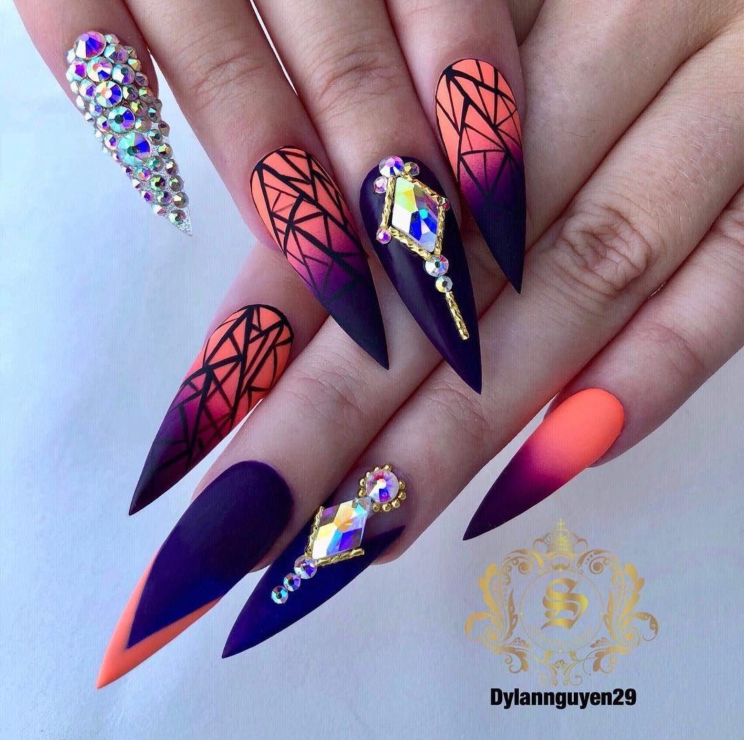 Instagram With Images Kawaii Nail Art 3d Nail Art Designs