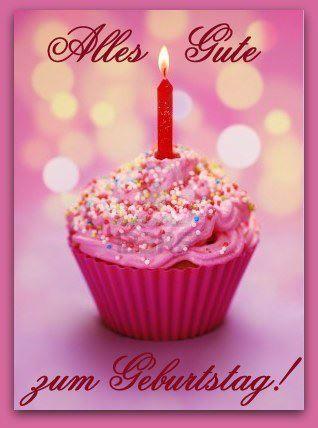 Alles Gute Zum Geburtstag Alles Gute Zum Geburtstag Cupcakes