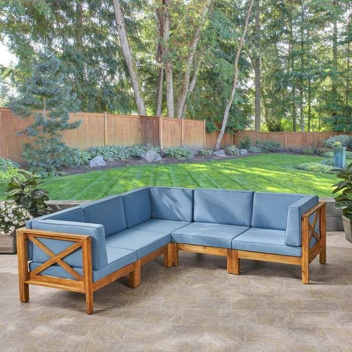 28+ Diy u shaped outdoor sectional ideas
