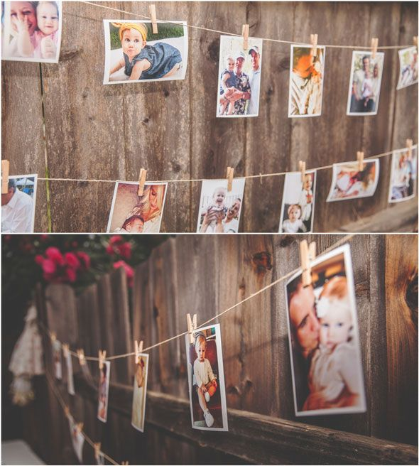 Whimsical Girls First Birthday Party