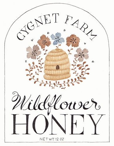 Cygnet Farm Honey
