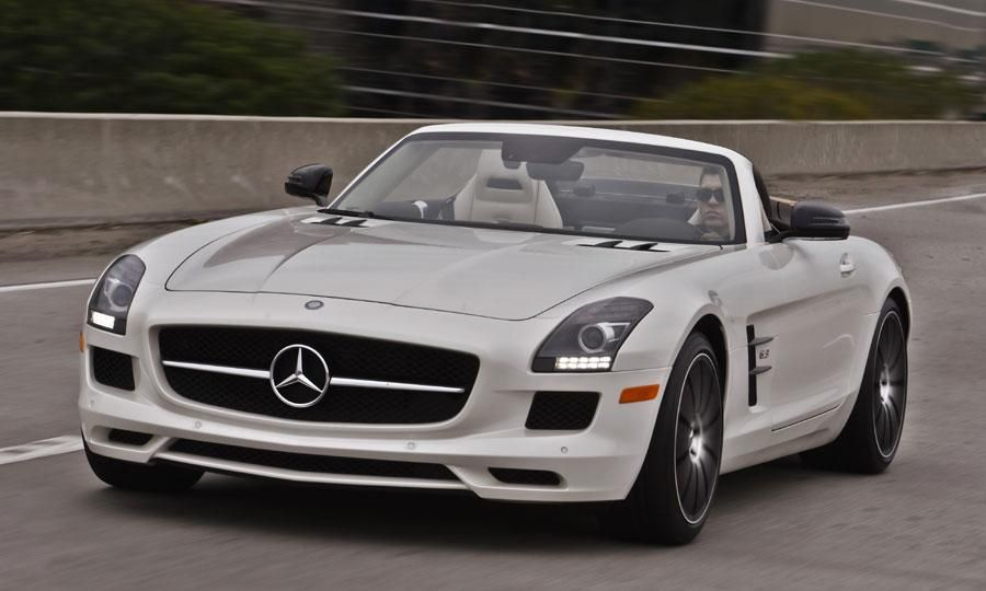 2013 Mercedes Benz Sls Amg Gt Roadster Review Notes Pricing Specs
