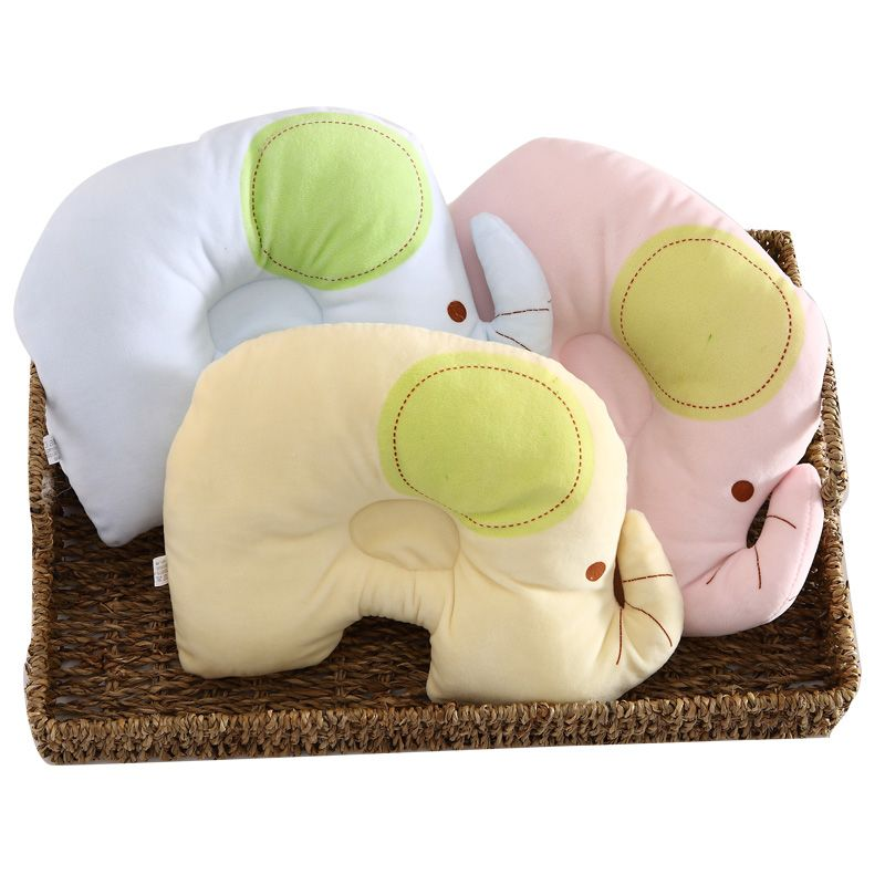 fb5264630 Lovely Newborn Head Positioner Baby pillow 0 - 3 baby shaping pillow ...