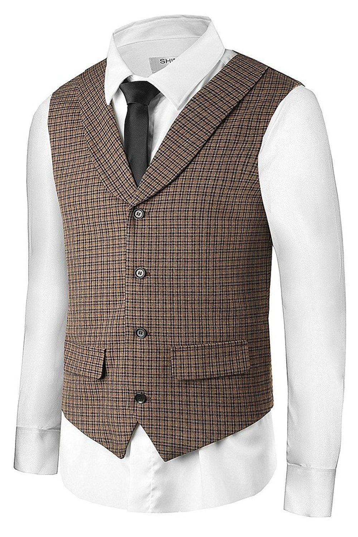 Men's Vintage Inspired Vests- 1920s, 1930s, 1940s, 1950s | Suit ...