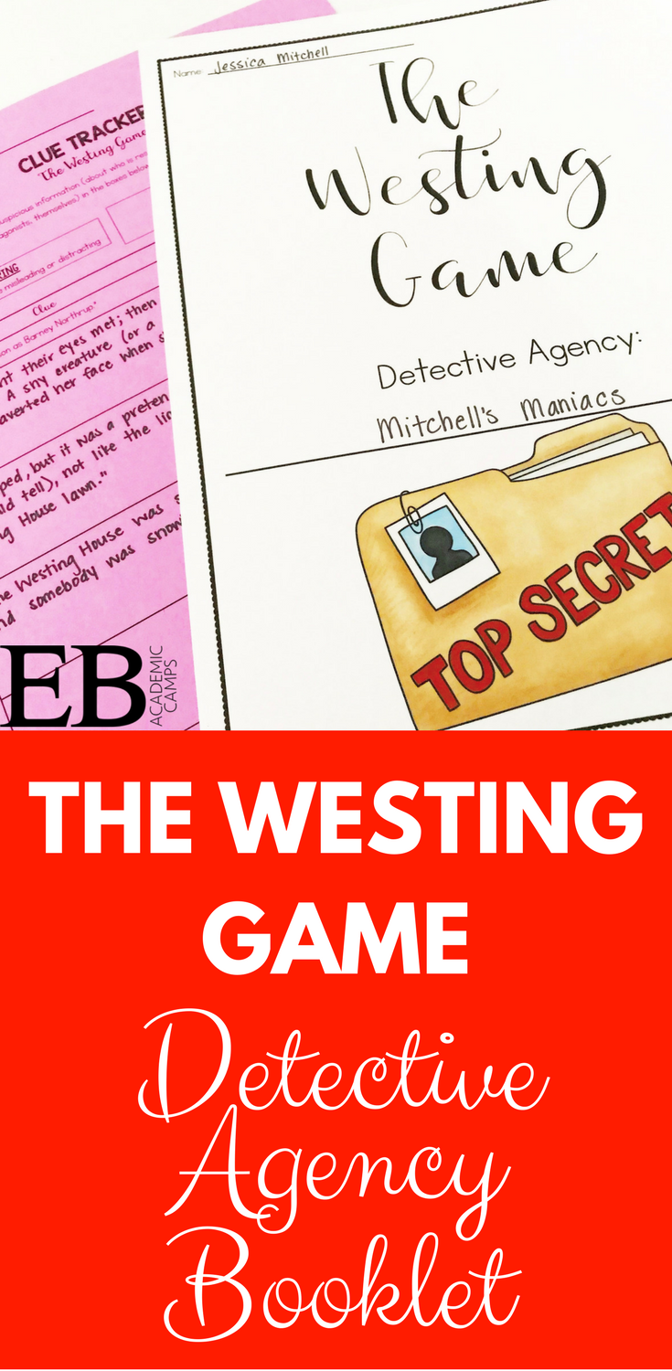the westing game thesis statement