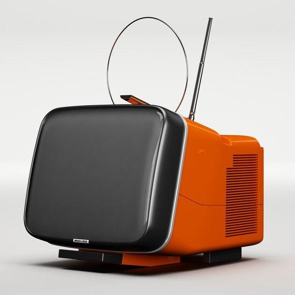 Brionvega televisore algol design televisore e design for Mobili italiani design
