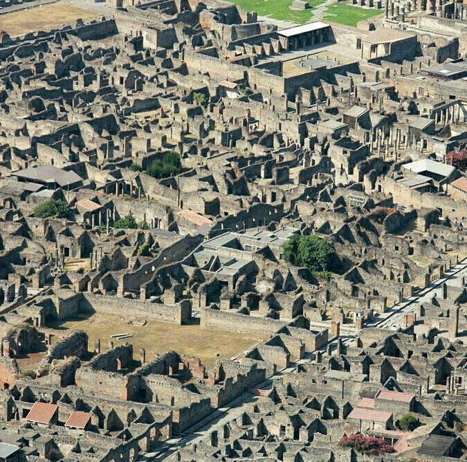 Pompei Wow Never Visit Here On A Hot Day There Is Hardly