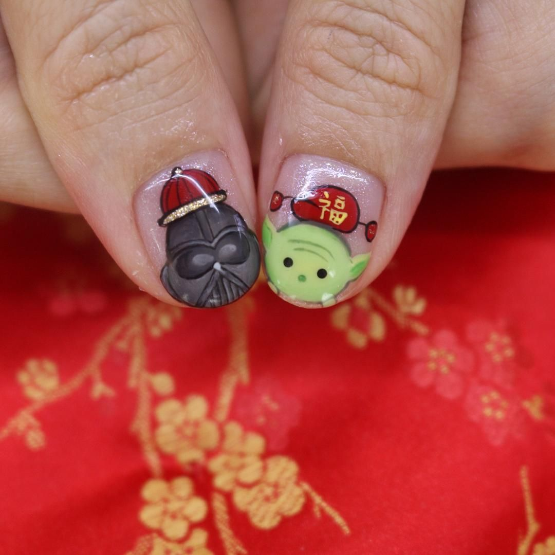 Pin by A. Moy on The Nail Artelier | Pinterest | Japanese nail art
