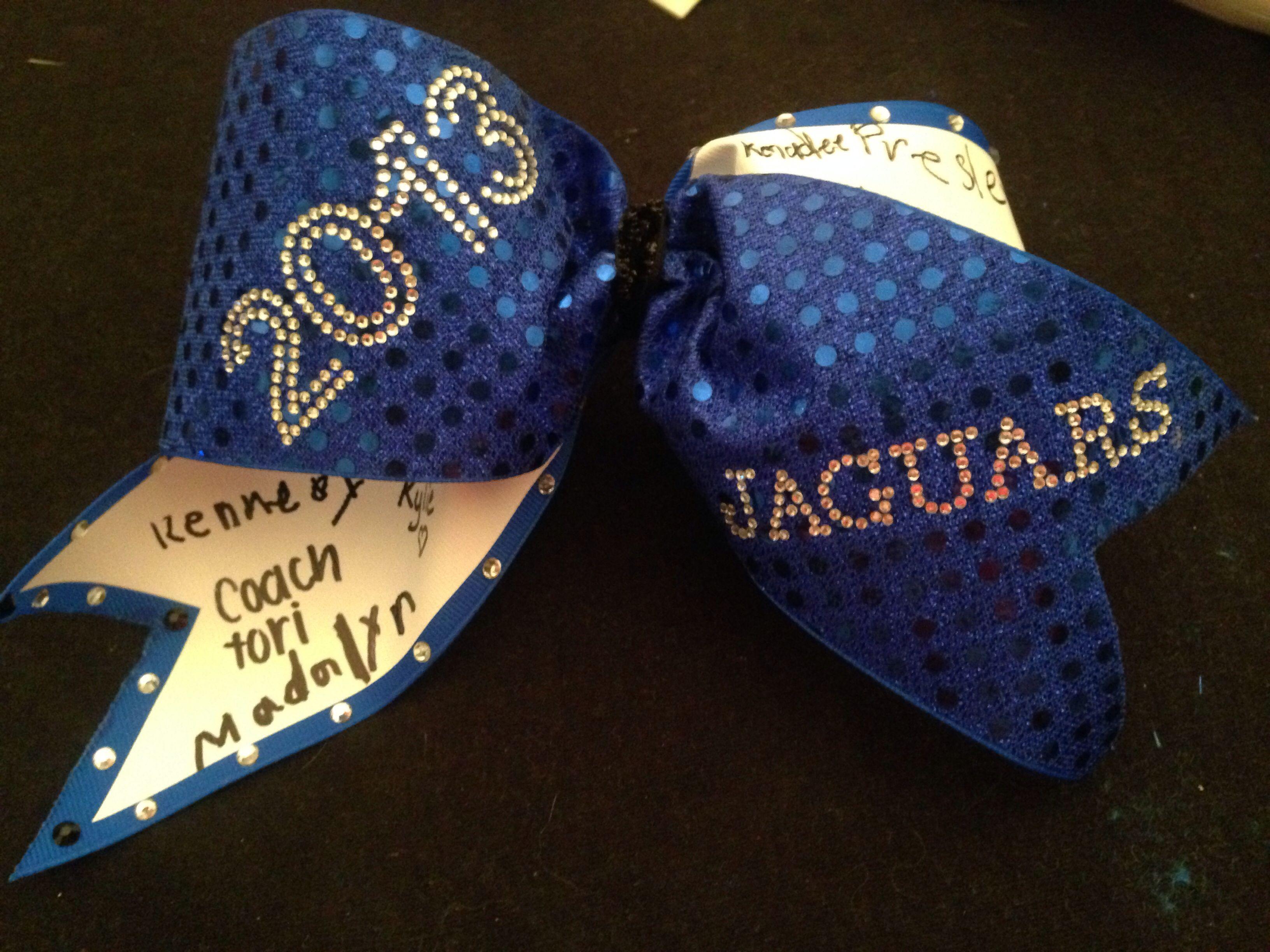 Season Bows Signature Bows Cheer bows. Autograph bows. Team bows. DIY Bows