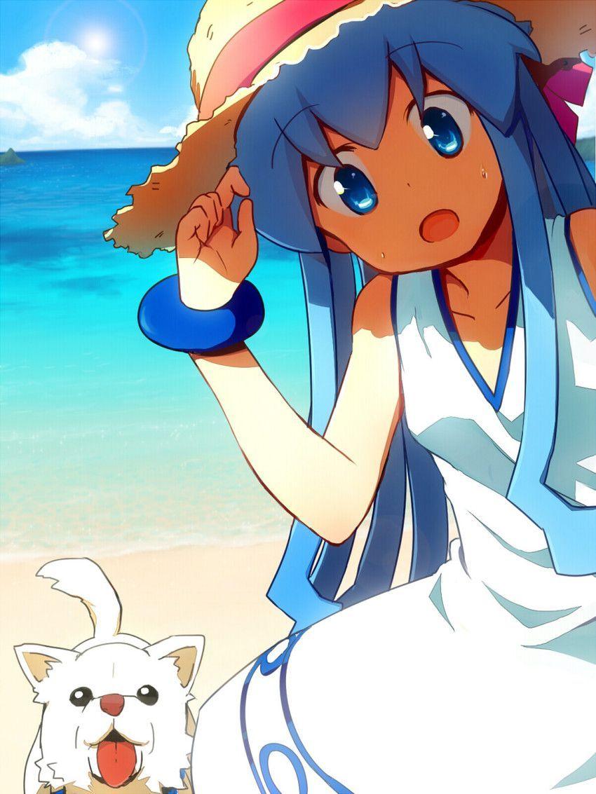 Squid Girl Wallpaper 04 Anime Desu Squid Girl Cool Anime Pictures Ika Musume