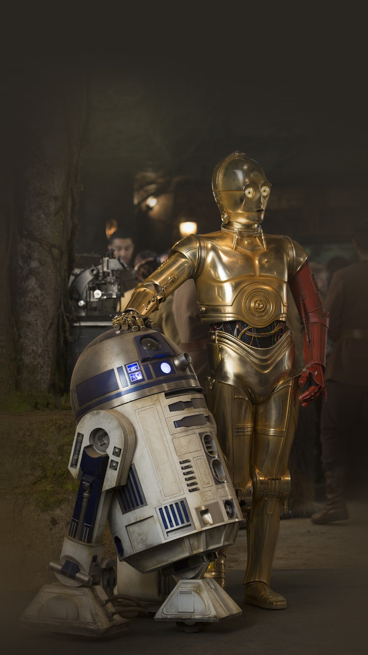 r2d2 and c3po #starwars #movies #buddies | iphone 6 wallpapers