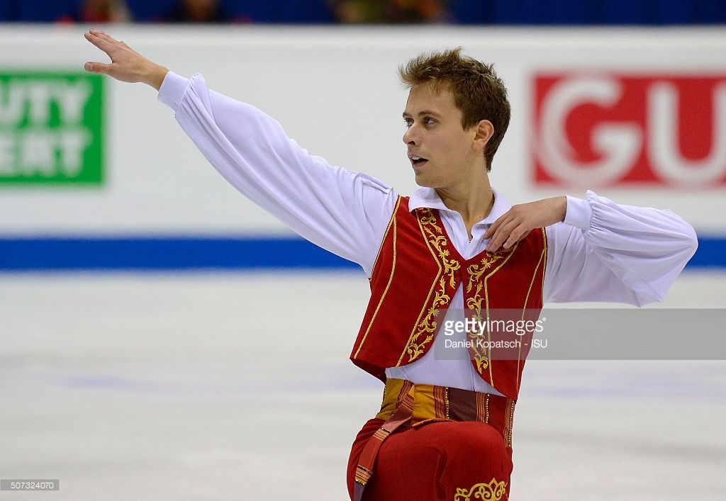 Photos from the 2017 European Figure Skating Competition