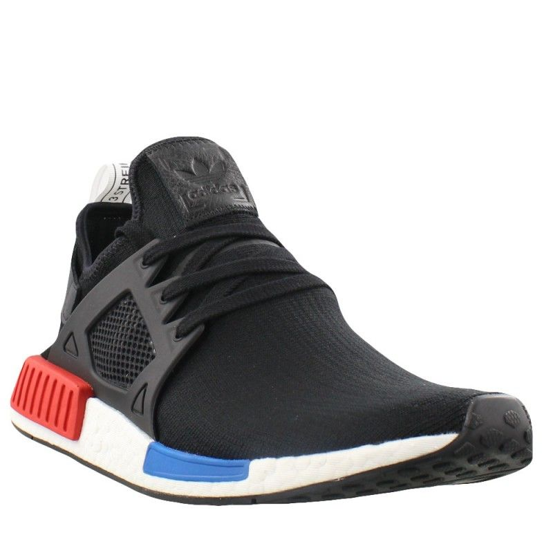 finest selection 312c7 7ea27 Men's Adidas NMD XR1 OG PK Black Red BY1909 $25 Off (12,13 ...
