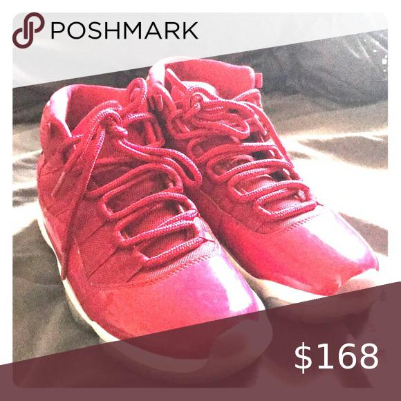 Gym Red Jordan 11s in 2020 | Everyday