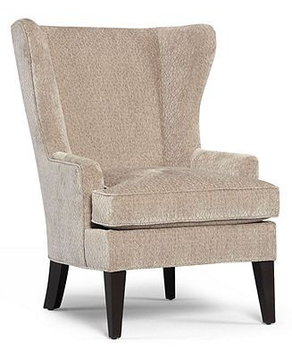 Martha Stewart Collection Living Room Chair Saybridge Accent Wing
