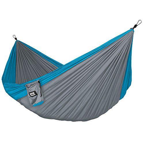 Sleeping Bags Brand New Kamp Malzemeleri Multi-color 2 People Portable Parachute Hammock Travel Double Person Hammock Camping & Hiking