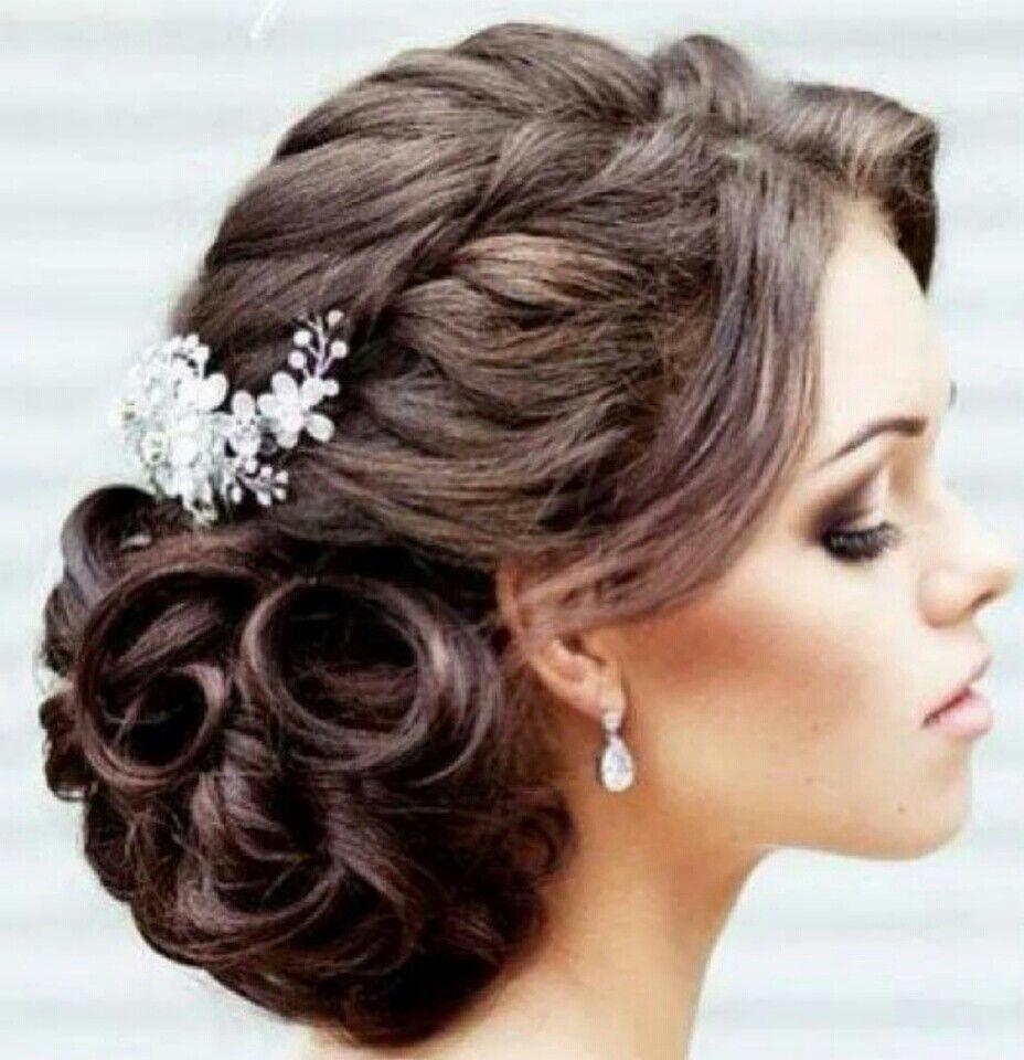 Wedding beach hair  Hair style  Wedding hairstyle  Pinterest  Hair style Bridal