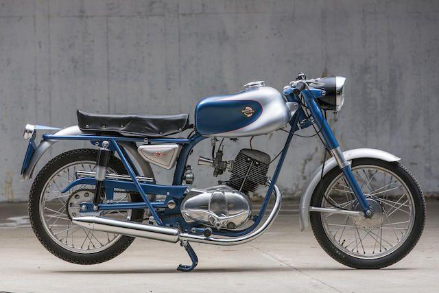 ducati 125 cm3 sport special 1960 frame no 11037 engine no 11037 motorcycles ducati. Black Bedroom Furniture Sets. Home Design Ideas