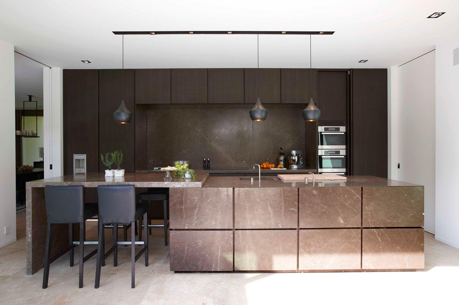 Renovierung von küchenideen exklusiver villenbau villenbau vlassak verhulst  kitchen
