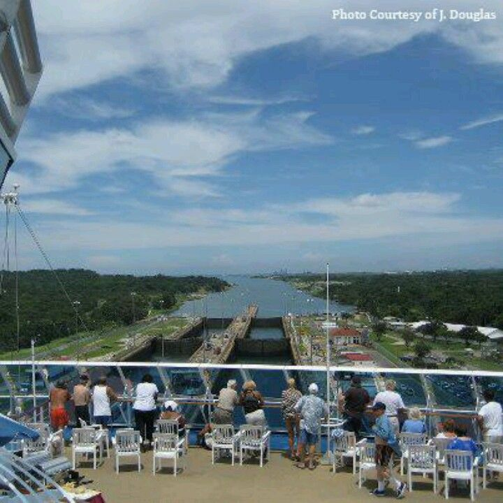 Panama canal cruise doing this in the near future