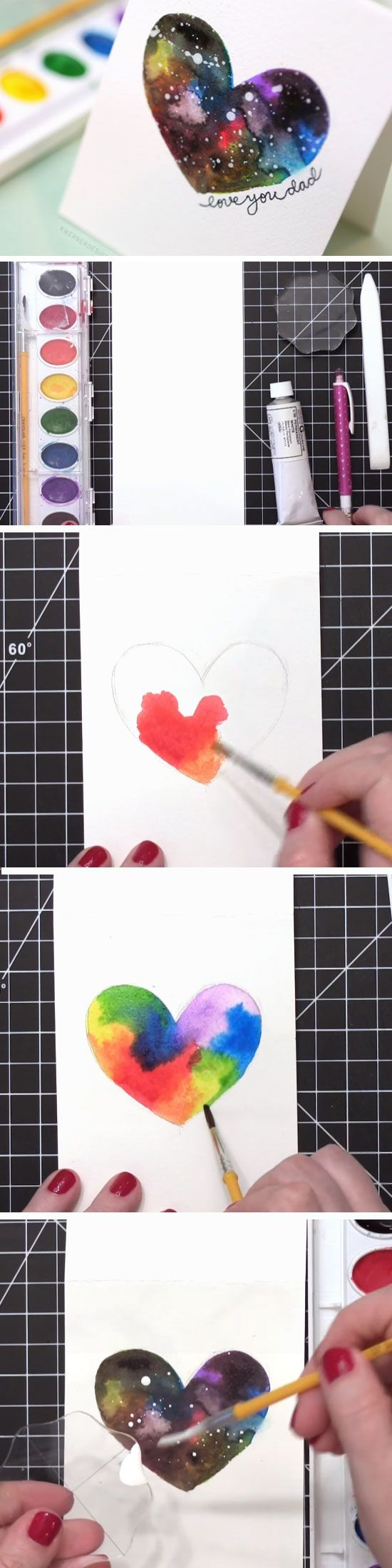 easy homemade fathers day cards to make diy birthday cards diy
