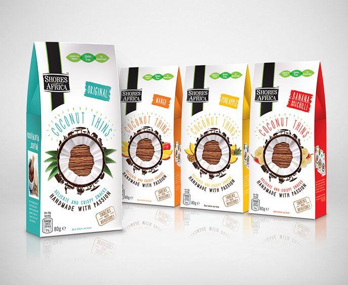 Complètement et à l'extrême SHORES OF AFRICA | Pack Food | Pinterest | Packaging, Emballage #AP_18