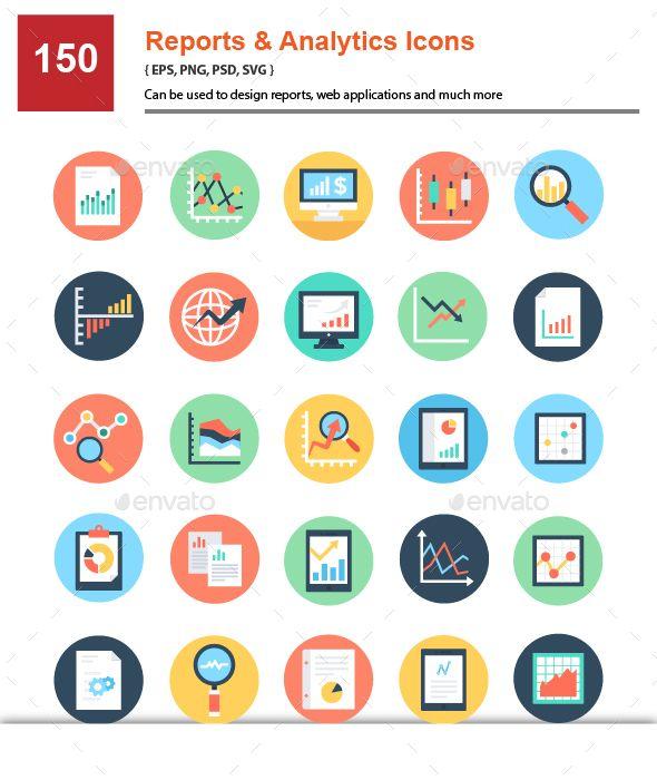 150 Admin Dashboard Icons