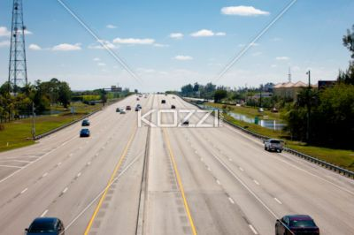 Palm Beach Highway - A highway in Palm Beach, Florida.