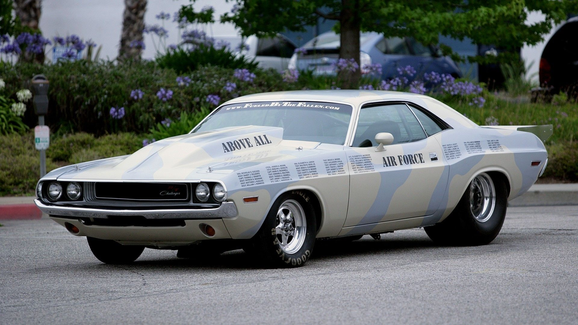 Pro Street Dodge Challenger America Cars Part C Pinterest - Epic stunt driving dodge challenger