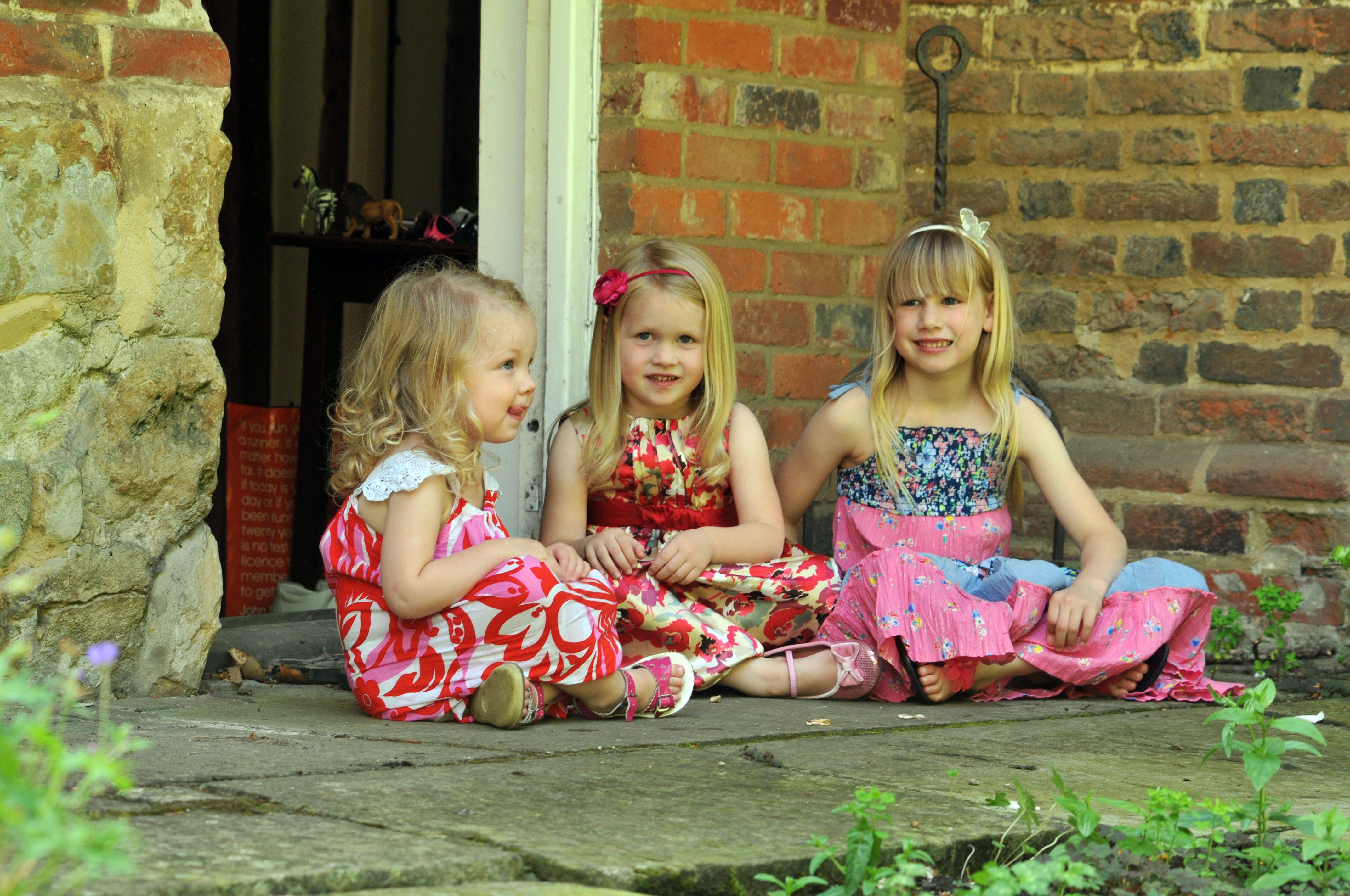 The Slater Girls...July 2014
