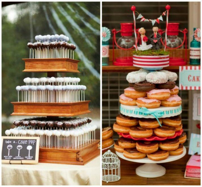 4 Fun And Affordable Wedding Cake Alternatives