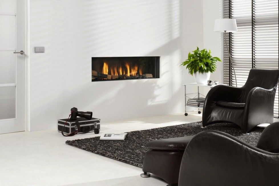 electric wall mount/recessed fireplace | ... Recessed Fireplace ...
