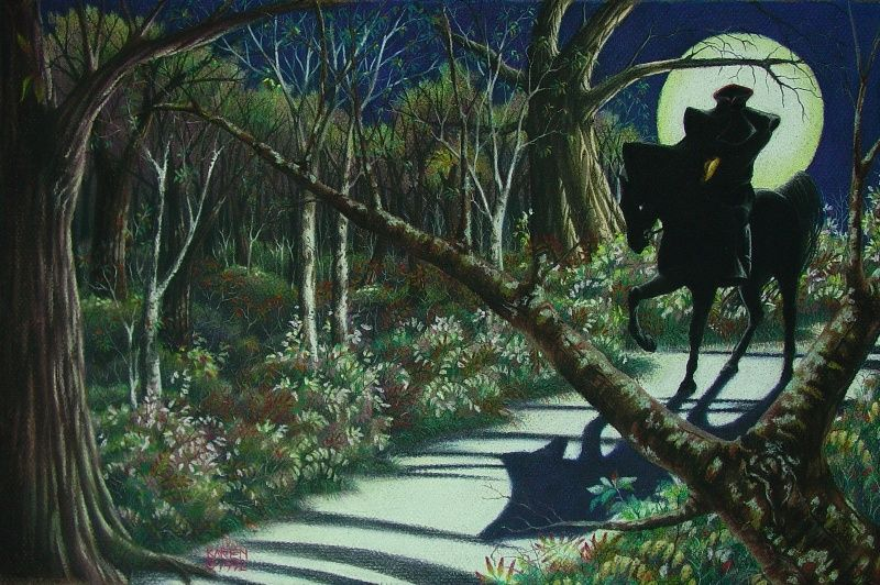 Beyond The Garden Gate The Legend Of Sleepy Hollow