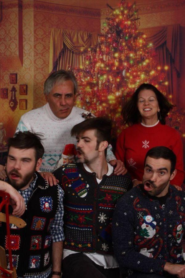 14 Hilarious Family Christmas Photos | LolPic & Funny Videos ...