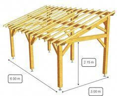 Image Result For Tin Roof Lean To Free Standing Discountpergola Pergola With Roof Pergola Free Standing Pergola