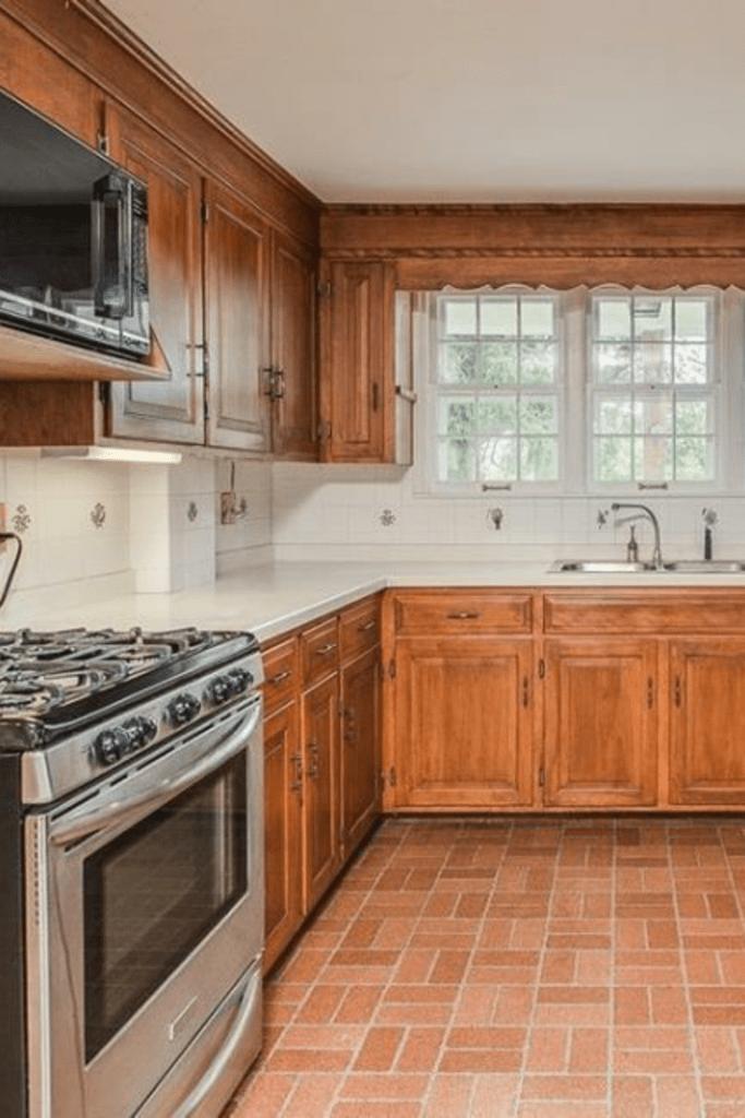 1800 Farmhouse In Smithsburg Maryland | Kitchen design ...