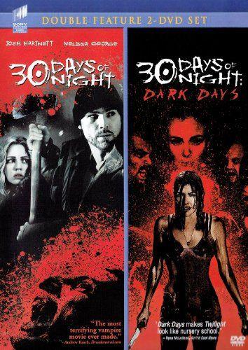 30 Days Of Night 30 Days Of Night Dark Days 30 Days Of Night Vampire Movies Dark