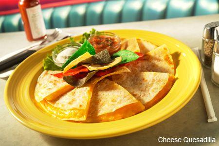 #NORMS #Cheese_Quesadilla #Quesadilla #Los_Angeles #Orange_County normsrestaurants.com