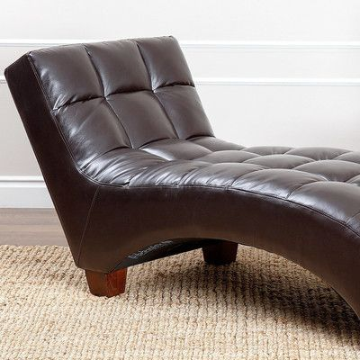 Buker Chaise Lounge Color Brown Http Delanico Com Chaise