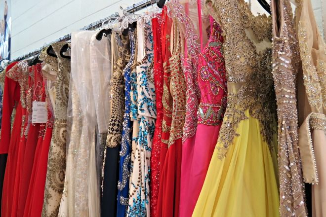 The best deals on prom dresses in Downtown L.A. #prom #promdress ...