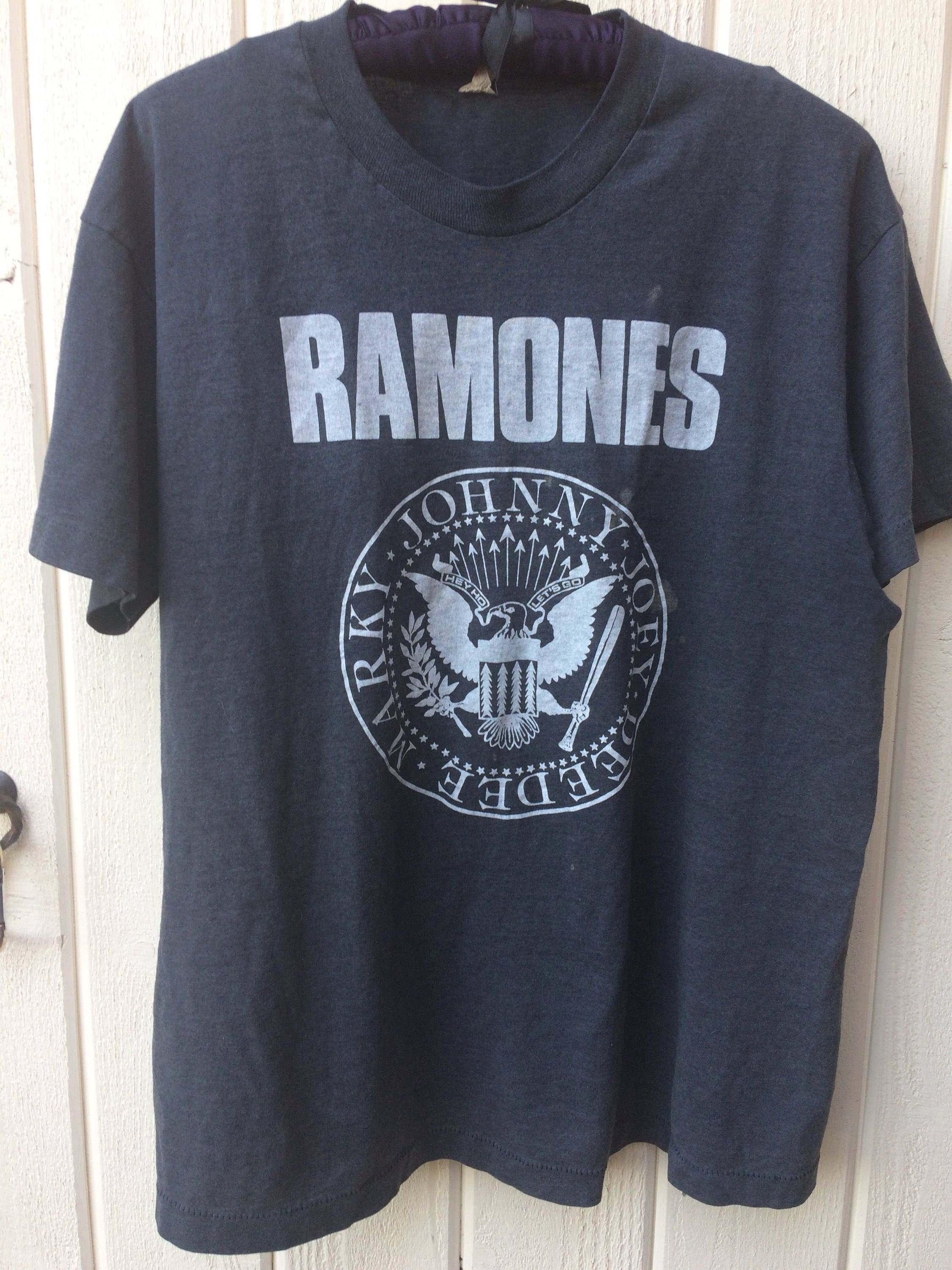 Ramones Classic Seal Infant Romper One Piece T-Shirt