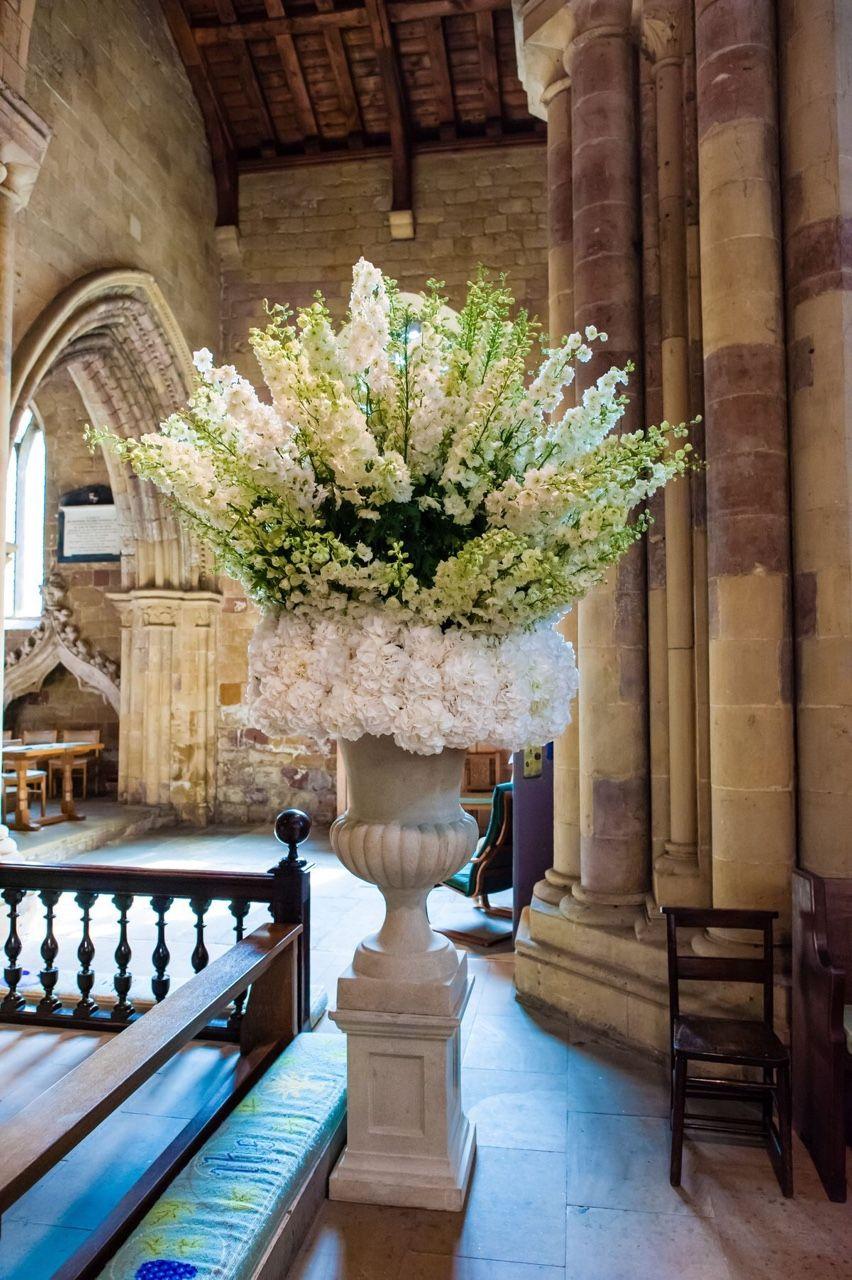 Be my guest church flower arrangements church wedding