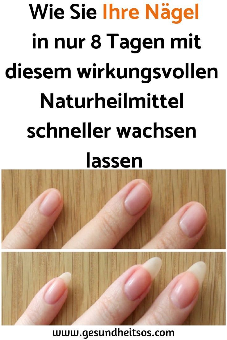 How you get in only 8 days with this wirkungsvollen Nature ...  - Stay healthy -